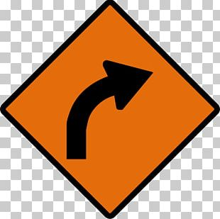 Traffic Sign Roadworks Manual On Uniform Traffic Control Devices PNG