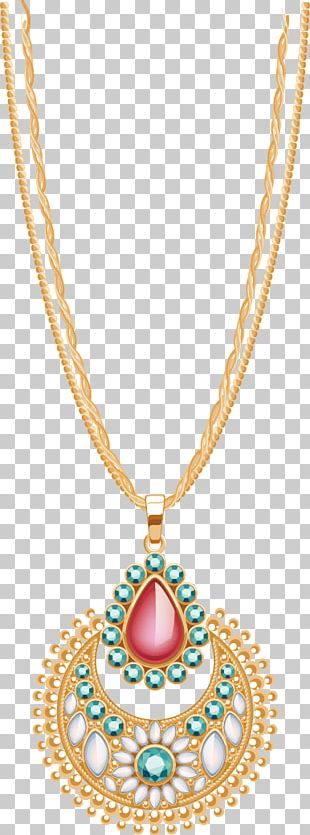 Diamond Jewellery Earring Necklace PNG