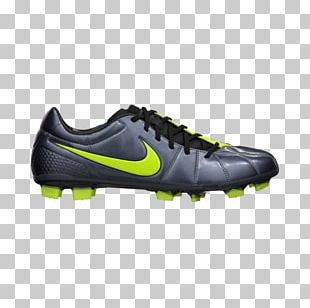 Premier League Manchester United F.C. Cleat Nike Total 90 Football Boot PNG