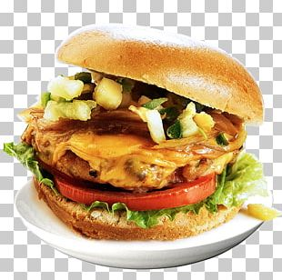 Breakfast Sandwich Cheeseburger Buffalo Burger Slider Hamburger PNG