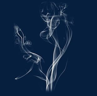 Floating Fog Smoke Synthetic Material PNG