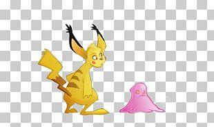 Pokémon Omega Ruby And Alpha Sapphire Pikachu Crash Murphy Drawing Art PNG