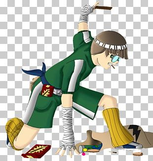 Rock Lee Fan Art Naruto PNG