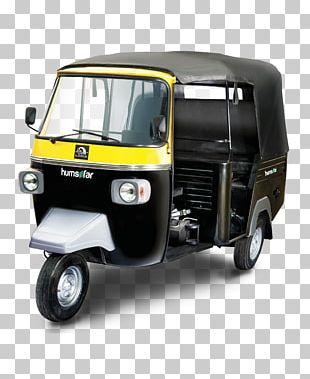 Scooter Car Auto Rickshaw Compact Van PNG