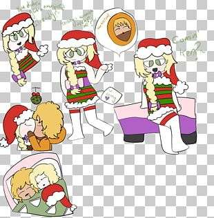 Santa Claus Christmas Ornament Illustration Human Behavior PNG