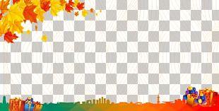 Autumn Maple PNG