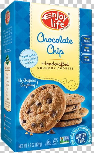 Chocolate Chip Cookie Chocolate Brownie Bakery Biscuits Gluten-free Diet PNG