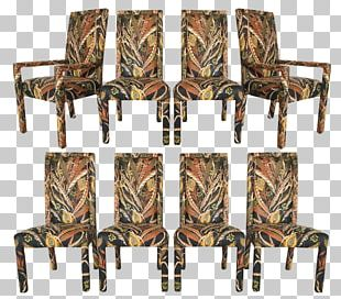 Chair Furniture Dining Room Upholstery Interior Design Services PNG
