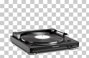 Marantz Patefonas Phonograph Record High Fidelity Turntable PNG