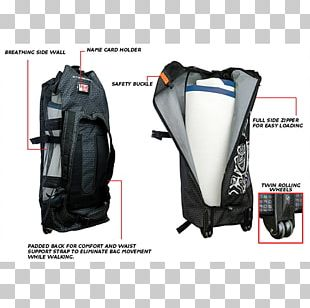 Bag Standup Paddleboarding Surfing Inflatable Backpack PNG