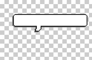 Speech Balloon Text Pixel Art PNG