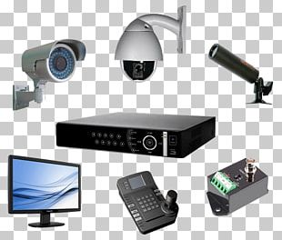 Closed-circuit Television System Video Cameras Security Surveillance PNG