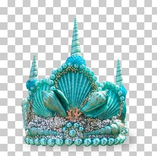 Crown Mermaid Jewellery Tiara Headpiece PNG