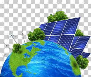 Renewable Energy Solar Energy Solar Power Photovoltaic System Energy Conservation PNG