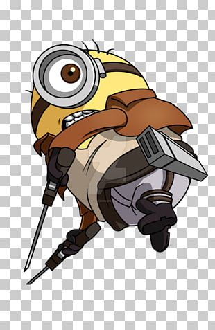 Attack On Titan Animation Cartoon Despicable Me Film PNG