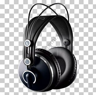 AKG K271 MKII Microphone AKG Acoustics Headphones Recording Studio PNG