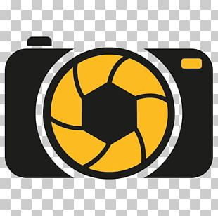Logo Photography Camera PNG