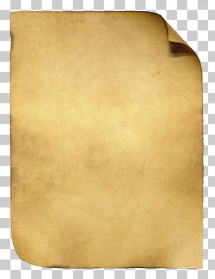 Paper Parchment Texture Mapping PNG