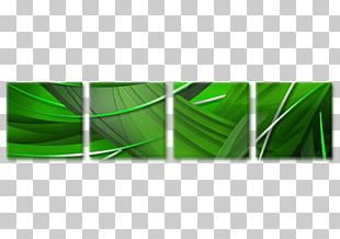 Banana Leaf Rectangle PNG