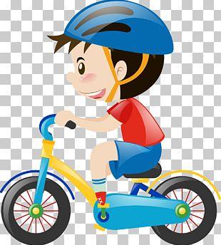 Cartoon Child Car PNG