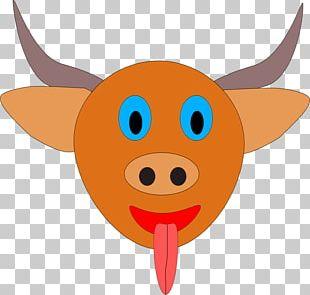Cattle Water Buffalo Ox Bull PNG