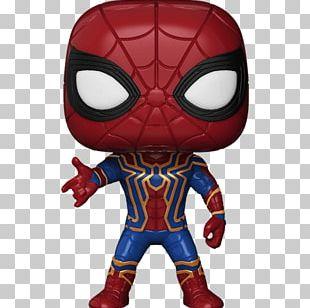 Spider-Man Ebony Maw Captain America Hulk Funko PNG