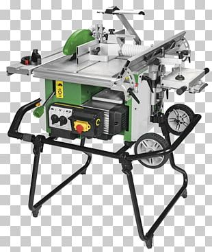 Woodworking Machine Combination Machine Milling Planers PNG