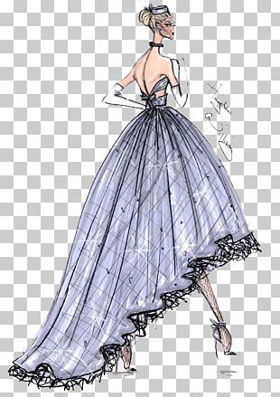 Fashion Illustration Haute Couture Drawing Fashion Design PNG