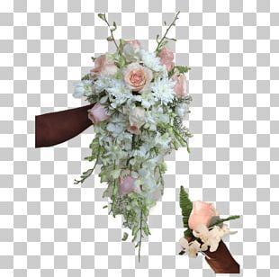 Rose Flower Bouquet Floral Design Cut Flowers Bride PNG