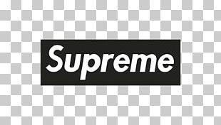T-shirt Hoodie Supreme Logo White PNG