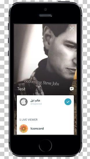 Feature Phone Becoming Steve Jobs: Vom Abenteurer Zum Visionär Smartphone PNG