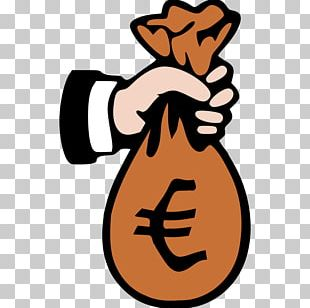 Money Bag Payment PNG