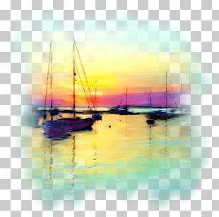 Watercolor Painting Blog PNG