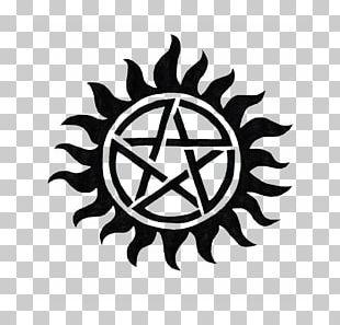 Dean Winchester Supernatural YouTube Pentagram Television Show PNG