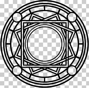 Magic Circle Etibank Wheel PNG
