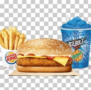 Hamburger Fast Food Veggie Burger KFC Burger King PNG