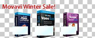 Display Advertising Brand Movavi Video Converter PNG