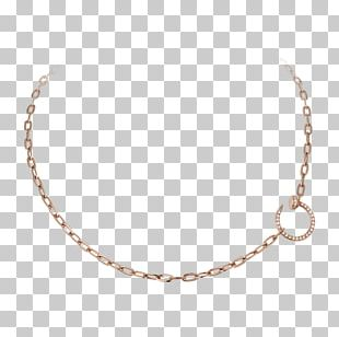 Necklace Jewellery Cartier Gold Love Bracelet PNG