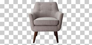Eames Lounge Chair Furniture Living Room Wing Chair PNG