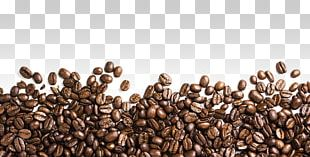 Coffee Bean Iced Coffee PNG