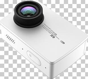 YI Technology YI 4K Action Camera 4K Resolution Video Cameras PNG