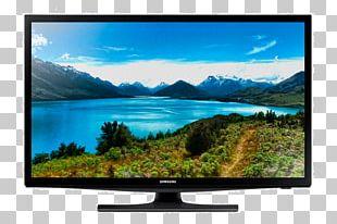 LED-backlit LCD Samsung High-definition Television Smart TV PNG