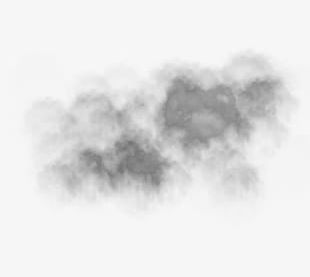 Smoke Floating Effect PNG