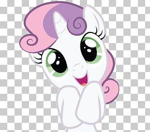 Sweetie Belle Rarity Pinkie Pie Rainbow Dash Pony PNG