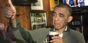 Barack Obama White House Honey Ale Beer President Of The United States PNG