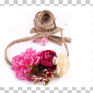 Headband Bride Flower Crown Wreath PNG