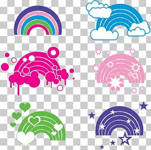 Rainbow Scalable Graphics PNG