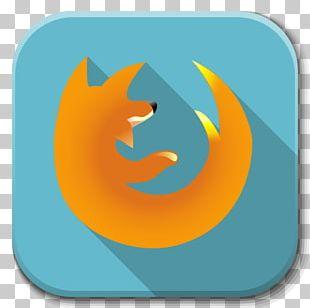 Symbol Orange Font PNG