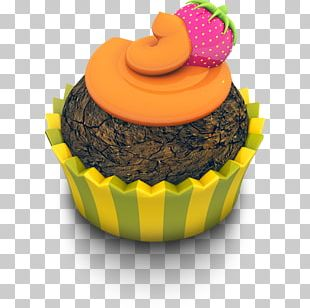 Baking Cup Dessert Cupcake Food Muffin PNG