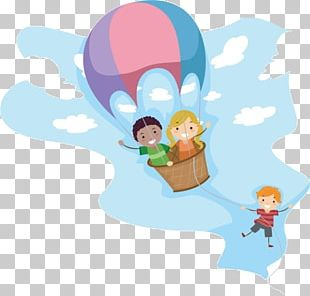 Hot Air Balloon Stock Photography Illustration PNG